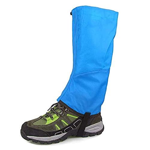 Wandelen Gaiters Sneeuw Gaiters Waterdichte Been Gaiters voor Laarzen - Blauwe Sneeuw Schoen Covers Outdoor Skiën Gators voor Mannen En Vrouwen Leggings Cover voor Klimmen Jacht