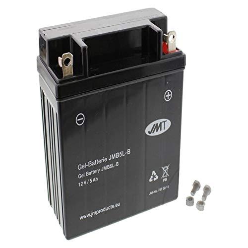 YB5L-B Gel Batería para Sv 125 Año 1993-1995 de JMT