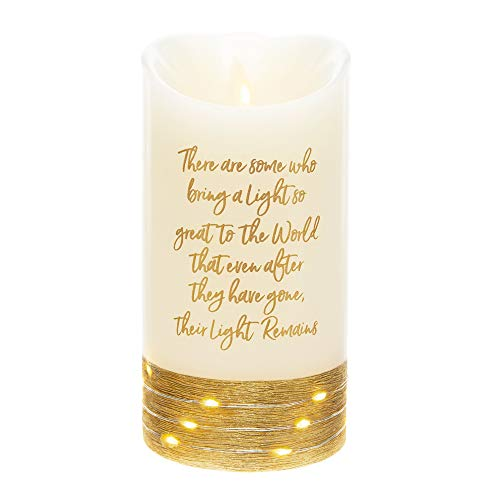 Moving Flame Matchless Candle Co Plastic LED Tall Votive Candle