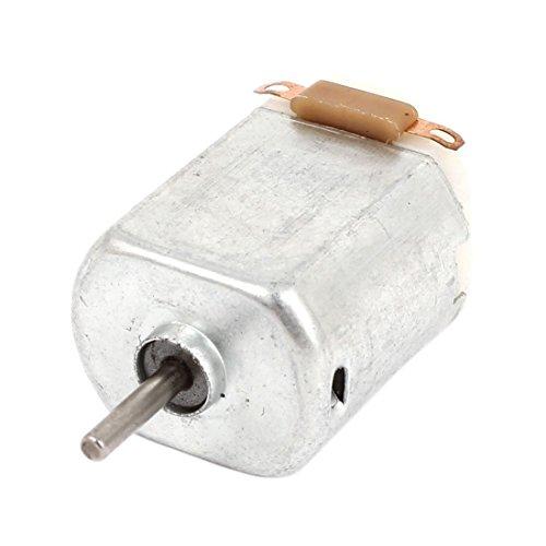 TOOGOO DC 1.5V-3V 18000 RPM Mini Motor Electrico para BRICOLAJE Juguetes Pasatiempos