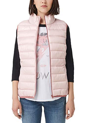 Q/S designed by Damen Weste in Light Down-Optik Mellow pink M