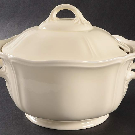 Queen's Plain Tureen & Lid by Wedgwood | Replacements, Ltd.