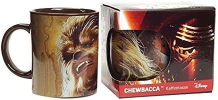 Preisvergleich für Star Wars - Das Erwachen der Macht - Offizielle Kaffeetasse Chewbacca