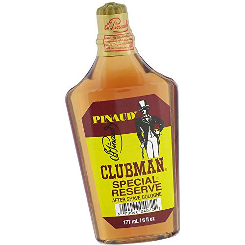 PINAUD CLUBMAN Special Reserve Aftershave Cologne, 177 ml