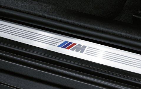 Original BMW Einstiegleiste