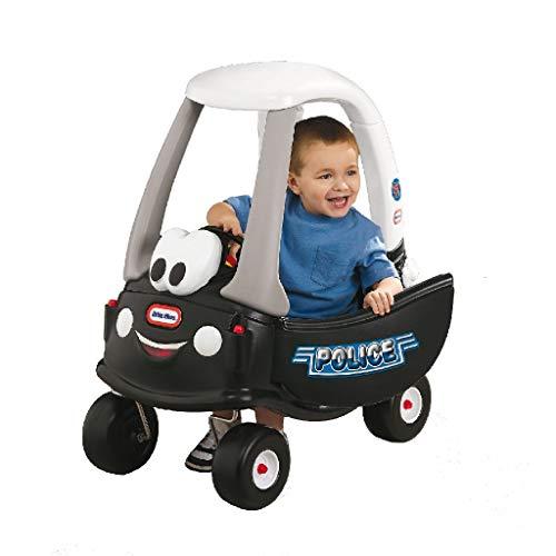 Little Tikes -615795E5 - Vélo et Véhicule pour Enfants - Cozy - Patrouille de Police