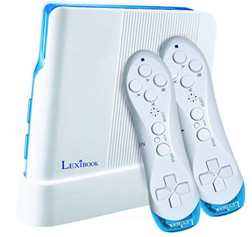 Lexibook- Console per TV, Colore Nero, JG7425