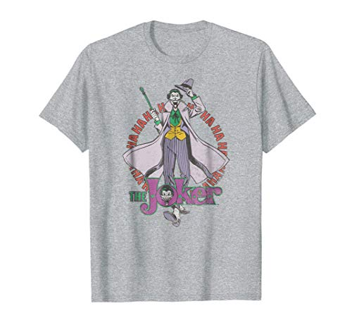 Batman the Joker Maniacal T Shirt