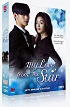 My Love From The Star (Korean TV Drama w. English Sub - All Region DVD 5-DVD Set)