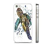 Coque pour iPhone 5C Motif tortue de mer