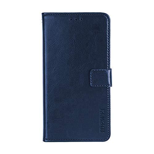 Funda para Meizu M6 Note,Suave PU Leather Cuero con Flip Cover, Cierre Magnético, Función de Soporte,Billetera Case con Tapa para Tarjetas,Case Cover para Meizu M6 Note