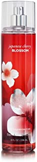 Bath & Body Works Japanese Cherry Blossom for Women Fine Fragrance Mist, 8 Ounce
