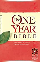 The One Year Bible NLT (Softcover) PDF