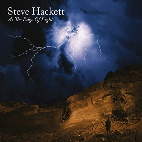 Steve Hackett: At the Edge of Light (Ltd. CD+DVD Mediabook) (Audio CD (Ltd. CD+DVD Mediabook))