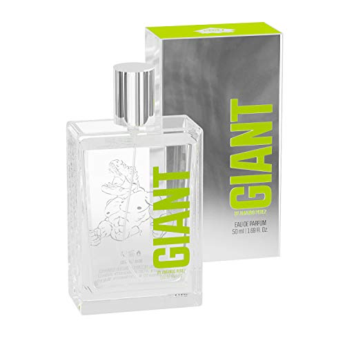 GIANT Molecules Eau de Parfum - 50 ml - Herrenduft Pheromonparfum … (Neu)