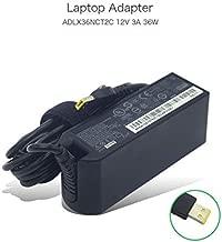 Original 12V 3A 36W Slim USB tip Laptop Power Supply Compatible for Lenovo ThinkPad 10 20C1 20C3 ADLX36NCT2C 00HM605 SA10E75783