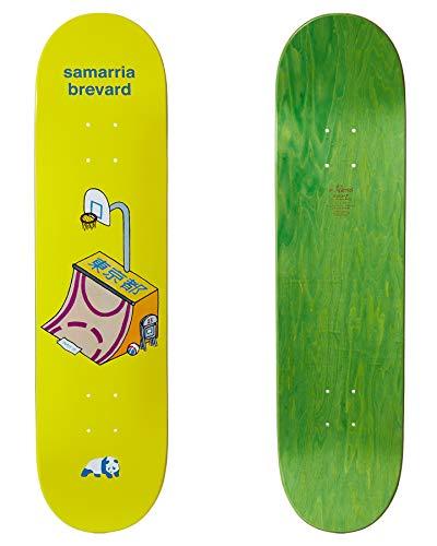 Enjoi Wallin Go for The Gold R7 Skateboard Deck 8 inch Samarria Brevard