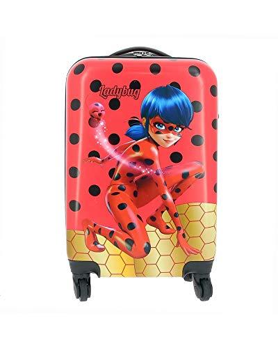 Ladybug - Maleta , rojo (Rojo) - 1467_3592