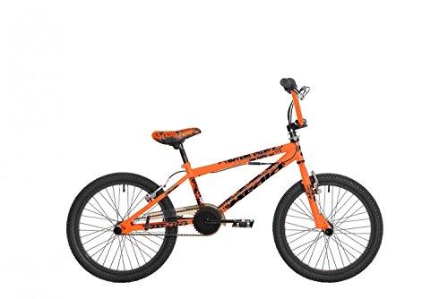 ANGEBOT Neue Fahrrad Fahrrad Atala–Kids BMX Kinder–Crime Orange