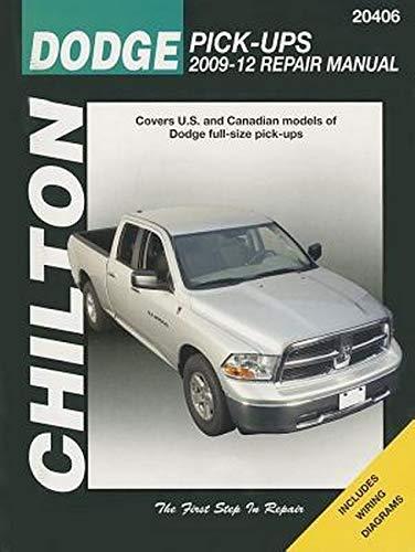 Chilton Total Car Care Dodge Pick-Ups 2009 - 2012 Repair Manual (Chilton's Total Car Care Repair Manuals)