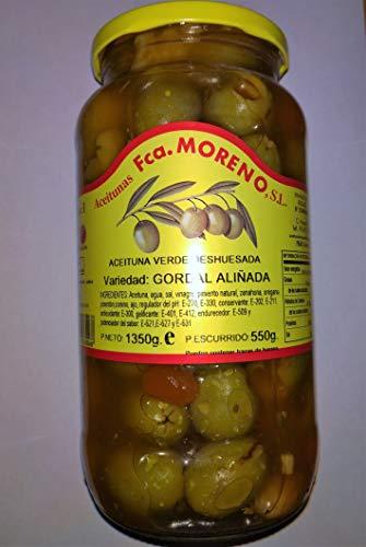 """Spanische grüne Oliven extra groß ohne Stein \""""Gordales\"""""""