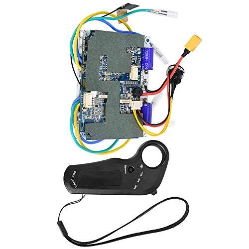 MAGT Elektrischer Skateboard-ESC-Motor, 24V/36V Single Dual Drive Elektrischer Skateboard-Longboard-Motor-Controller ESC-Fernbedienung((T2 dual Drive Version (1300W)))