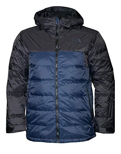 The North Face Men's Gatebreak 2 Down Jacket Winter Hooded Parka (L)