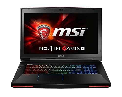 MSI GT72-2QD81FD 001781-SKU44 43,9cm (17,3 Zoll) Laptop(Intel Core i7 5700HQ, 2,7GHz, 8GB RAM, 1TB HDD, NVIDIA GeForce GTX 970M, DOS) schwarz