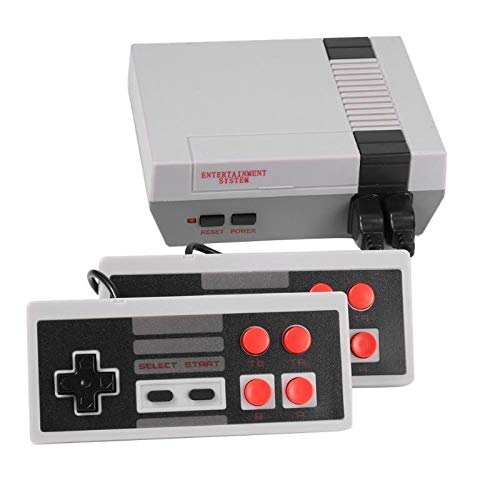 Nintendo NES Classic Edition Remake HDMI w/ built-in 621 Games, 2 Classic Controllers, 1080p HDMI...