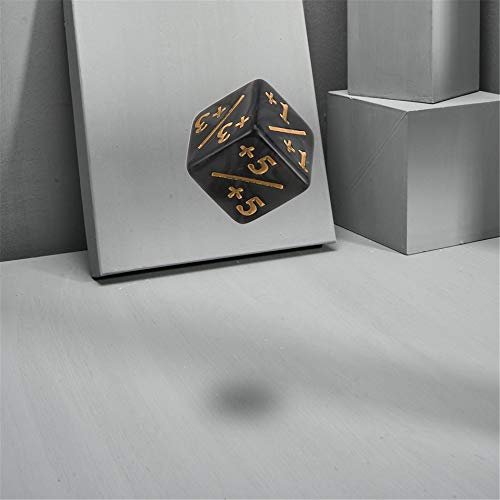 10 marcadores de Dados para Magic The Gathering Juego de Mesa Dados Divertidos: Amazon.es: Hogar