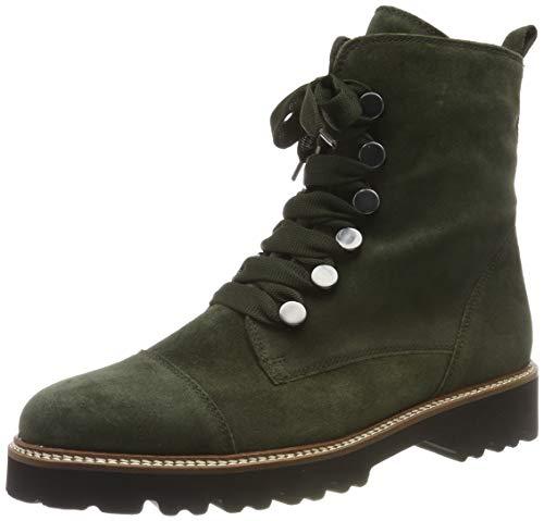 Gabor Shoes Damen Fashion Stiefeletten, Grün (Bottle 11), 41 EU