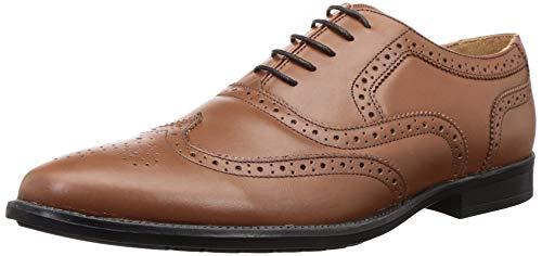 BATA Men's Carson Brogue Leather Formal Shoes