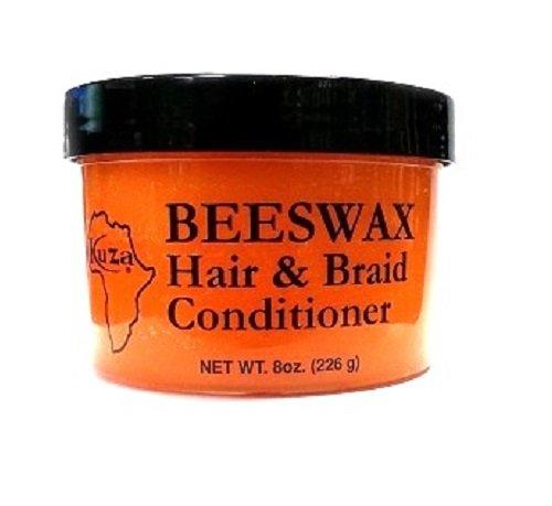 Kuza Beeswax Hair and Braid Conditioner - 226g