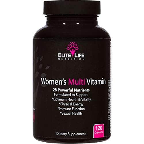 Women's Multi Vitamin - 28 Powerful Nutrients, Vitamins, and Minerals...