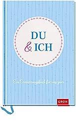 Du und ich: Ein Erinnerungsbuch für uns Zwei: Ein Erinnerungsbuch fr uns Zwei