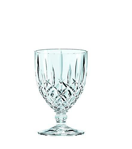 Spiegelau & Nachtmann, 4-teiliges Kelchgläser-Set, Kristallglas, 350 ml, Noblesse, 101966