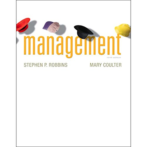 VangoNotes for Management, 9/e audiobook cover art