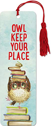 Owl Keep Your Place Children's Bookmark