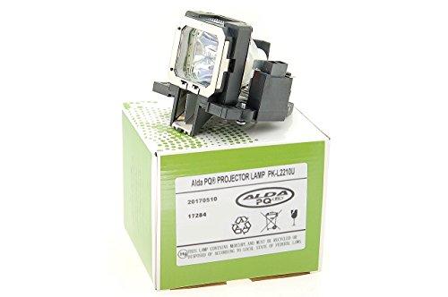 Alda PQ-Premium, beamerlamp/reservelamp voor JVC DLA-X3 projectoren, lamp met behuizing