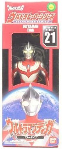 clásico atemporal UH21 Ultraman Tiga Tiga Tiga (Power) (japonesas Importaciones)  genuina alta calidad