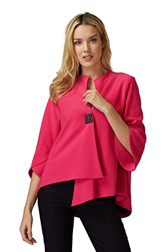Joseph Ribkoff - Pinker Blazer Größe 46, Farbe pink