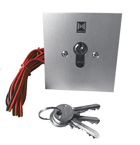 Hörmann 437523 Schlüsseltaster ESU40, 2m Leitung