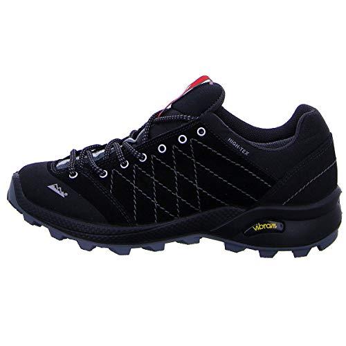 High Colorado Crest Trail Chaussures de randonnée, Black Pointures EU 44 2020
