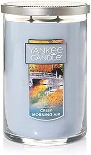 Crisp Morning Air Large Tumbler Candle,Fresh Scent