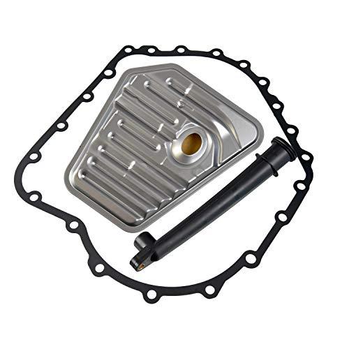 febi bilstein 170883 Getriebeölfiltersatz für Automatikgetriebe, mit Ölwannendichtung, 1 Stück