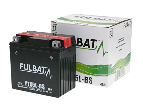 Batterie Fulbat YTX5L-BS für Kymco Mxer 50 Bj. 2003 inkl. 7,50 EUR Batteriepfand
