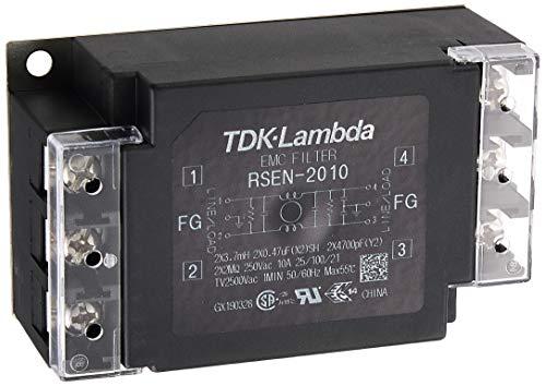 TDKラムダ 電源ライン用EMCフィルタ RSEN-2010