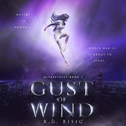 Gust of Wind (Ultraviolet) audiobook cover art