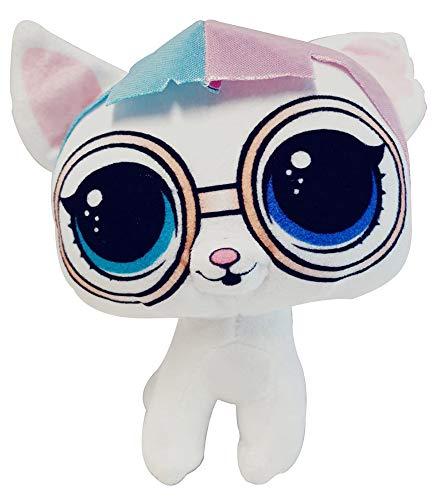 LOL Verrassend knuffelspeelgoed voor kinderen om te spelen en te verzamelen, stijlvol knuffelspeelgoed 21 cm voor knuffelen (Sugar Pup)