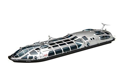 フジミ模型 1/150 はたらくのりものシリーズNo.1未来型水上バス ヒミコ